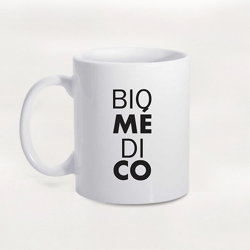 Caneca Biomédico