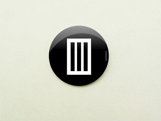 Boton Paramore Símbolo