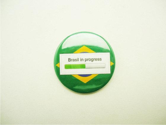 Boton Brrasil In Progress