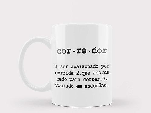 Caneca Corredor