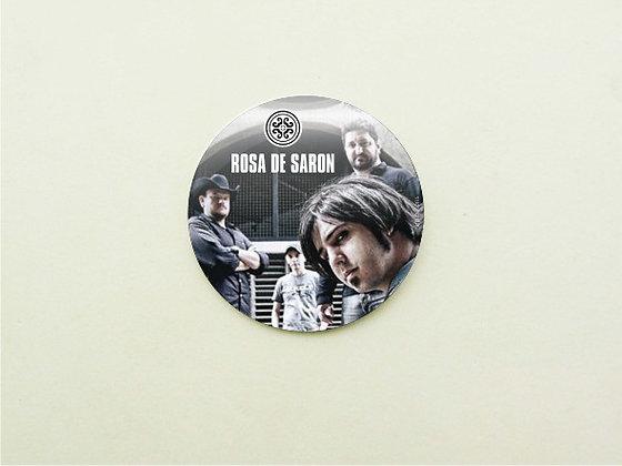 Boton Rosa de Saron Foto