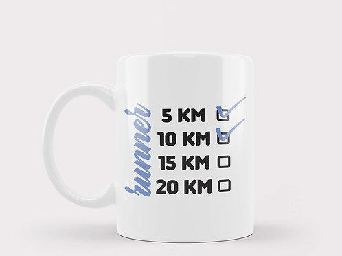Caneca Runner 10Km