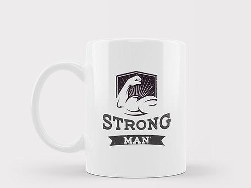 Caneca Strong Man