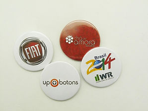 botons personalizados bh, botons personalizados