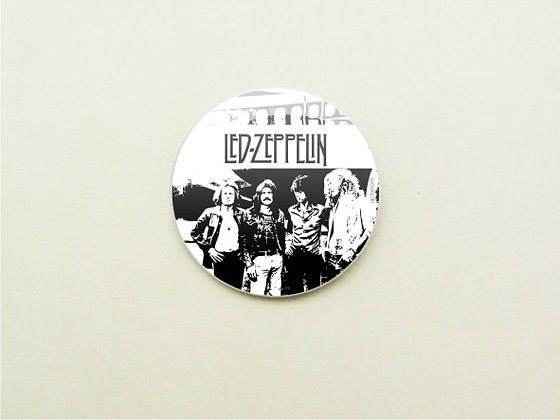 Boton Led Zeppelin Foto