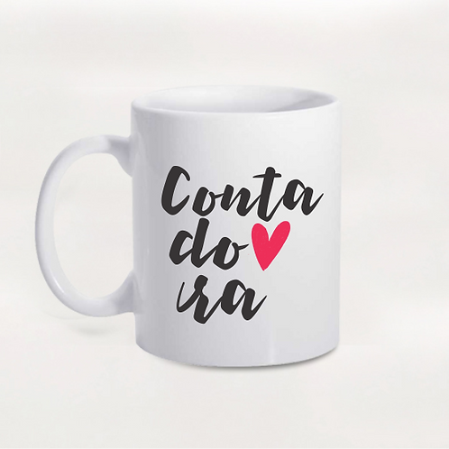 Caneca Contadora
