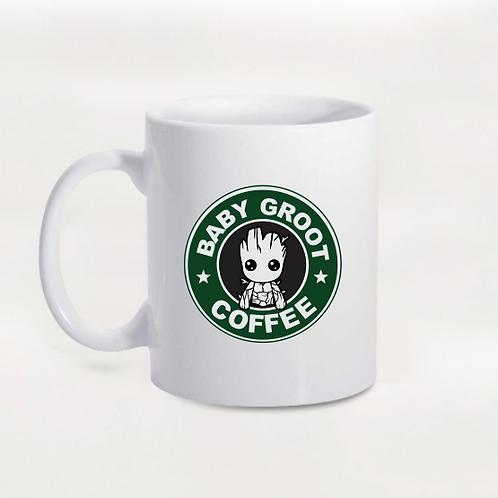 Caneca Groot Coffee