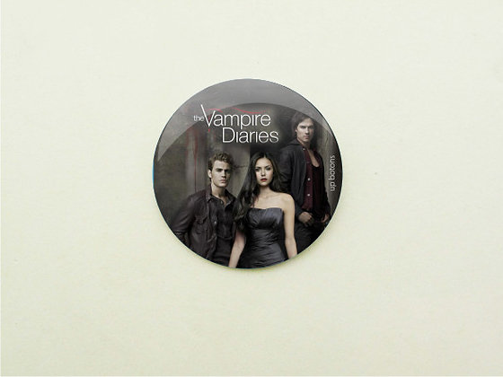 Boton The Vampire Diaries