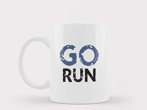 Caneca Go Run