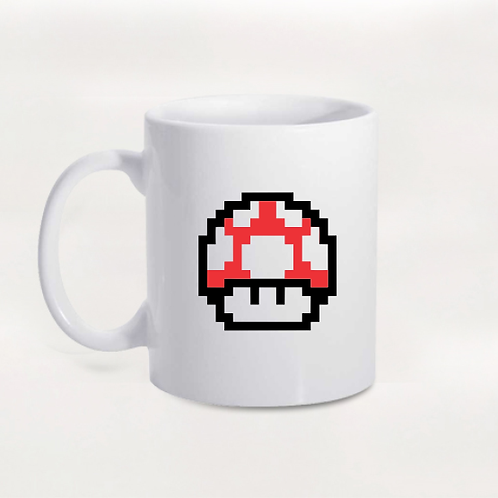 cópia de Caneca Mario - Power Up