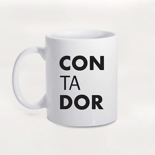 Caneca Contador