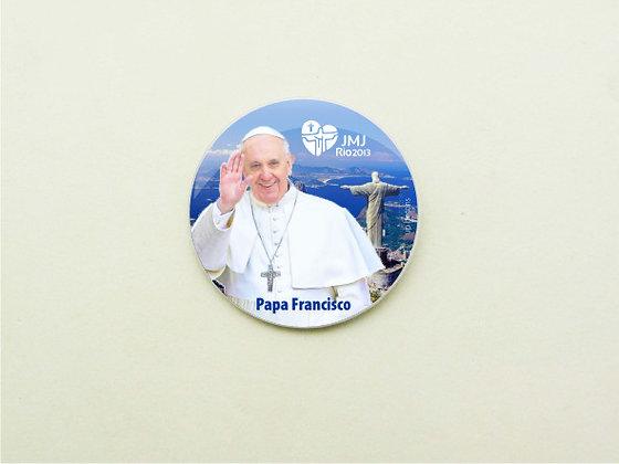 Boton Papa Francisco
