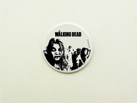 Boton The Walking Dead Zumbi