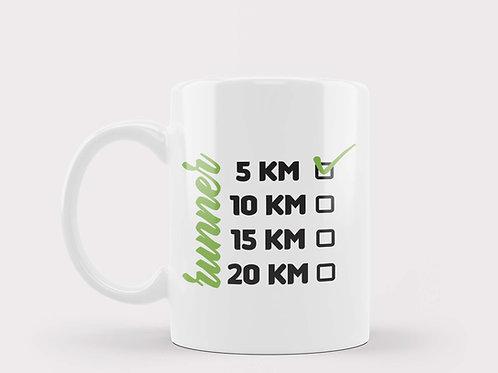 Caneca Runner 5Km