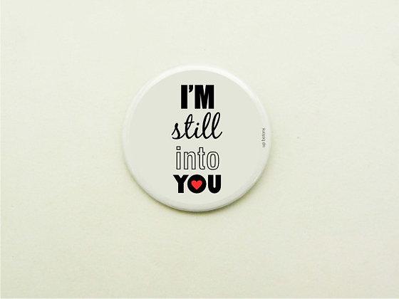 """Boton Paramore """"I'm still.."""""""