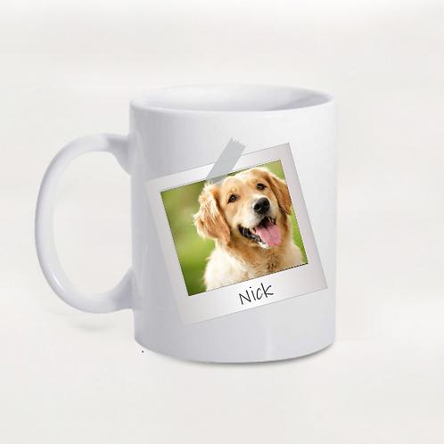 Caneca Meu Pet - Foto