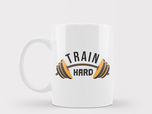 Caneca Train Hard