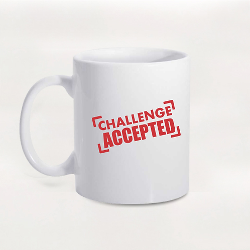 Caneca How I Met Your Mother - Challenge Accepted