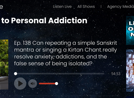 """Interview for """"Your Road to Personal Addiction Recovery"""" Podcast"""