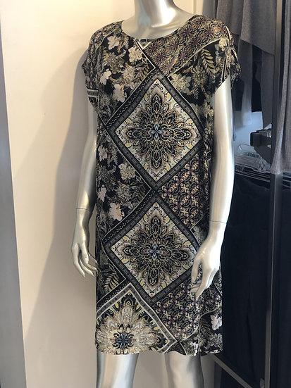 Oversized Shift Dress