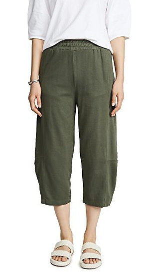 Cropped Army Pant