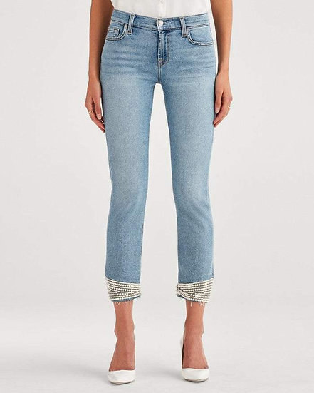 Luxe Vintage Pearl Jean