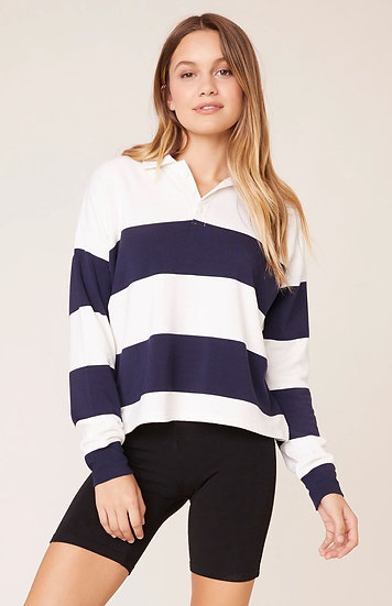 Scrum As You Are Long Sleeve Polo