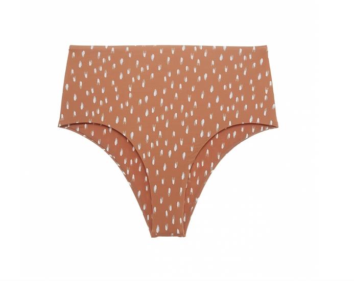 Ikat Stroke Dita Bikini Bottom