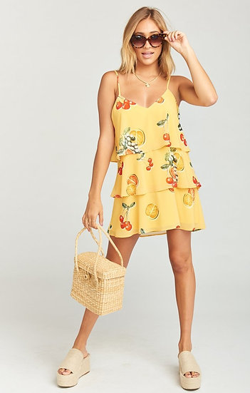 Fruit Basket Dress