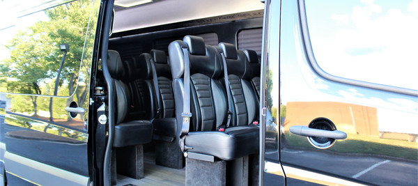 First Class Executive Shuttle