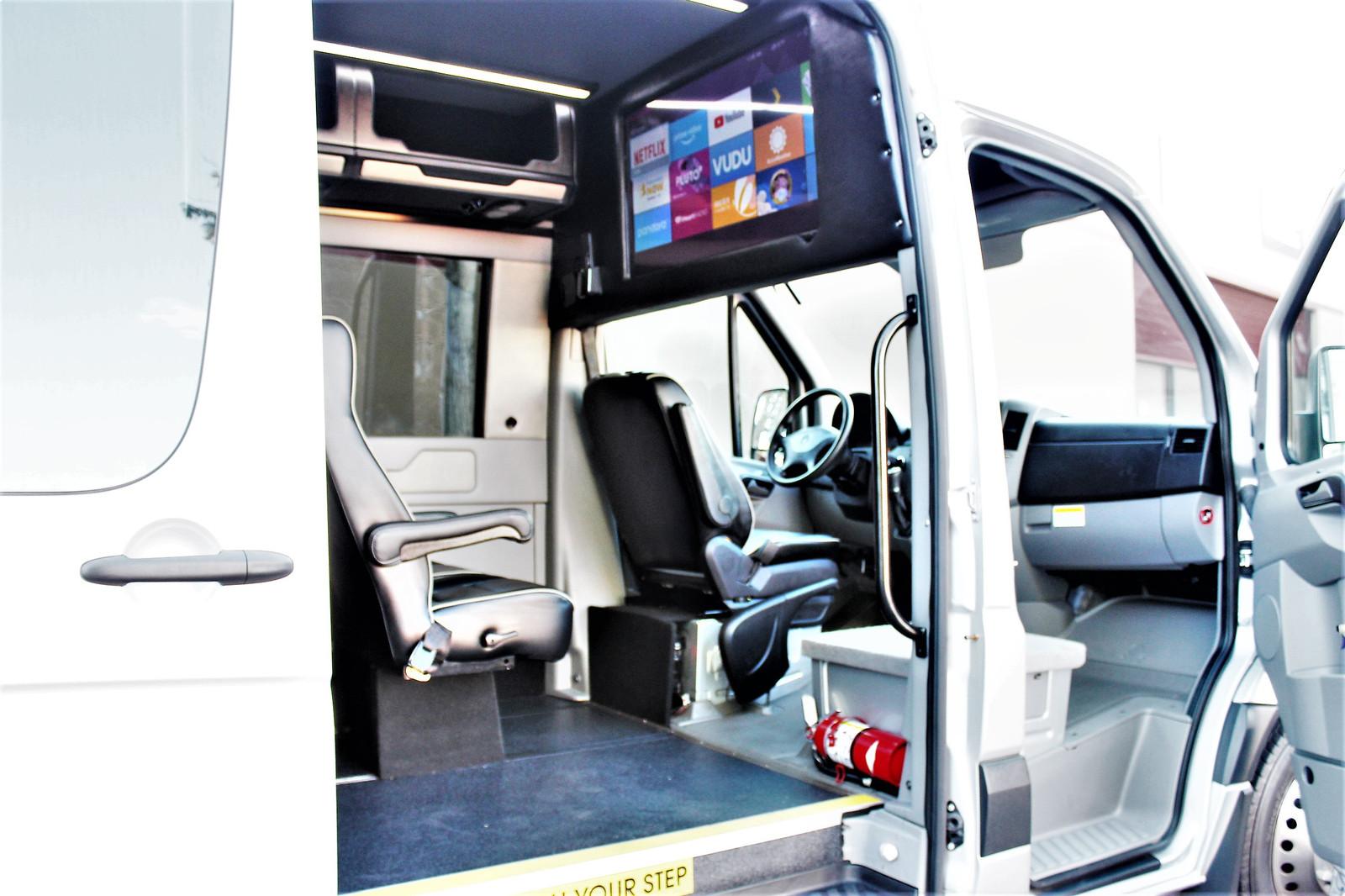 Luxury Passenger Van Rentals In Atlanta Ga Lux Van Rental