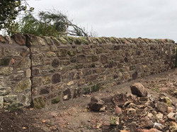 Stone Wall - After