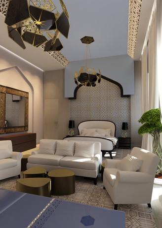 GUEST BEDROOM Al Messila