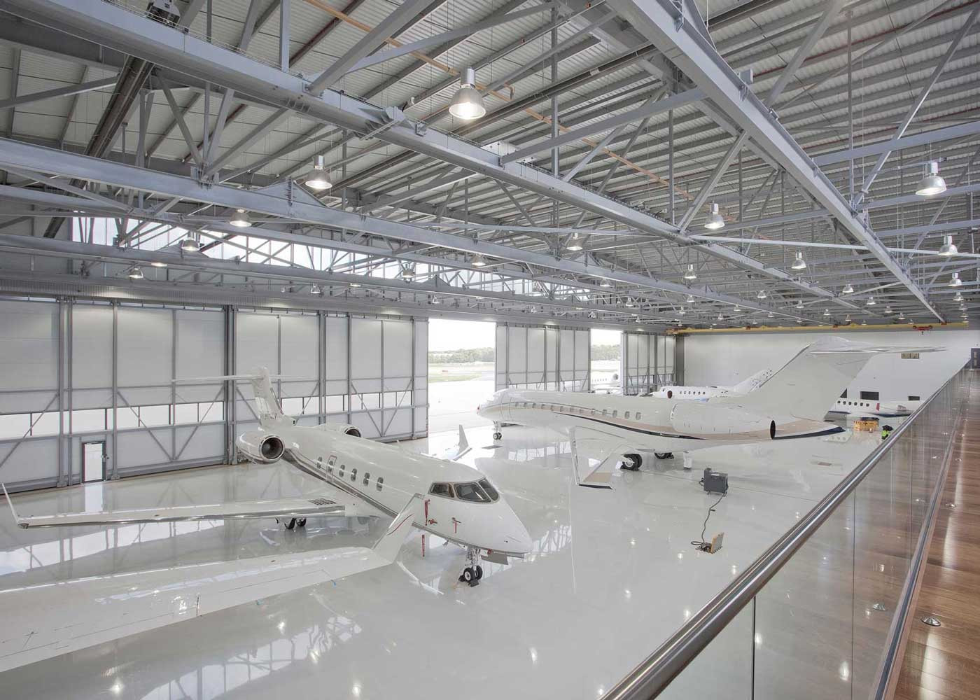 Rizon Biggin Hill Hangar