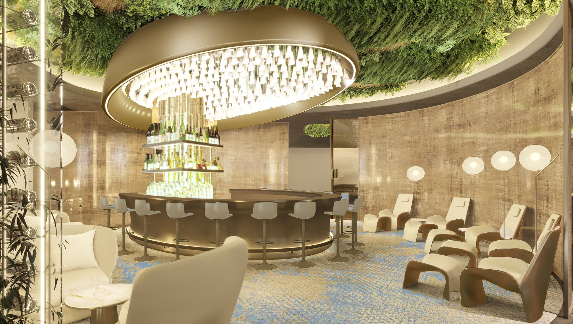 Premium Bar Lounge