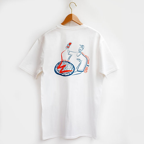 What Willy Cook X BBPS Collab T-Shirt