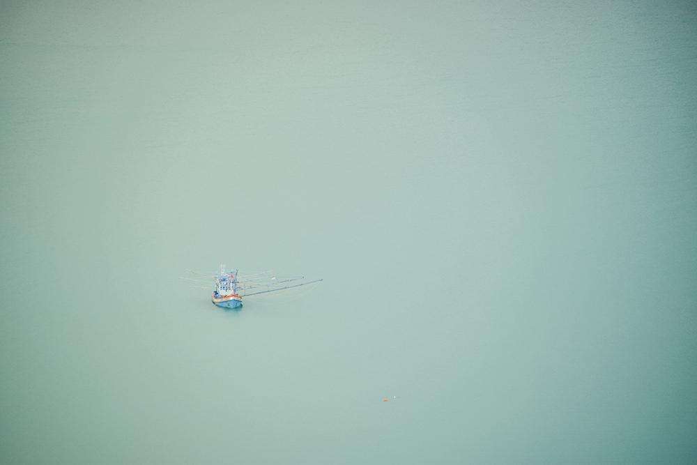 Koh Tao Fishing Boat