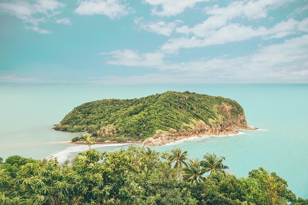 Koh Phangan Off Shore Island