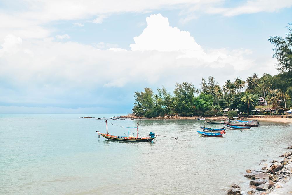 Koh Phangan Boats