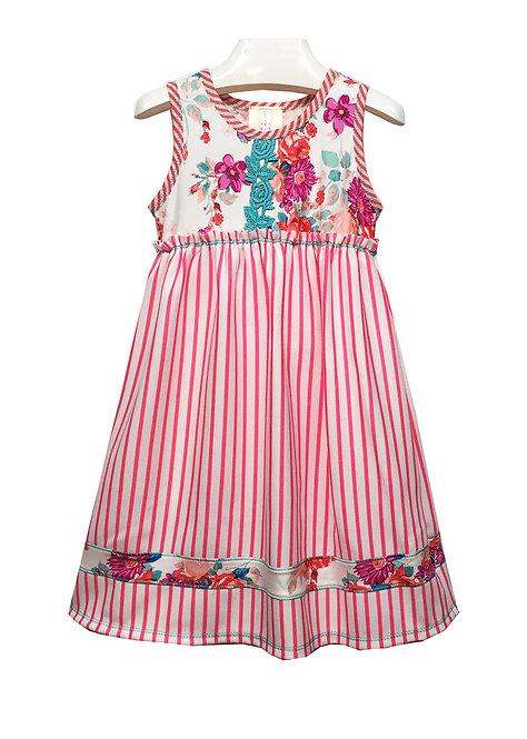 SK2307 Sleeveless Dress