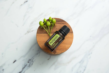 doTERRA Essential Oils for Dummys - Pettigrain