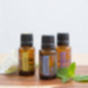 doterra essenial oils peppermint lemon lavender pure certified therapeutic grade