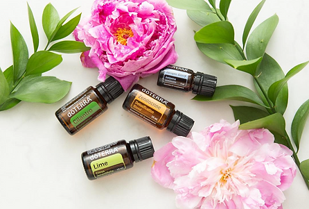 doTERRA Essential Oils for Dummys - Lime