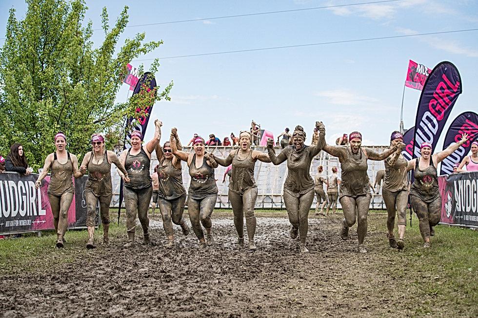 Mudgirl Mud Run Dedicated To Women