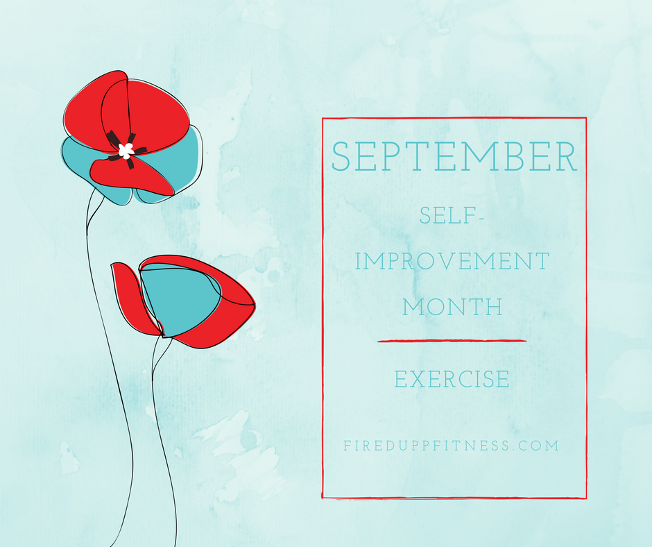 Self-Improvement Month