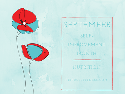 Part 3: Simple Tweaks to Improve Your Nutrition