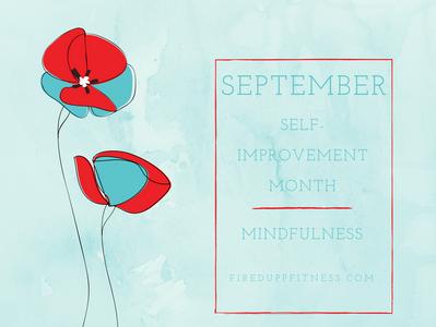 Part 2: 4 Mindful Tasks for a Better You