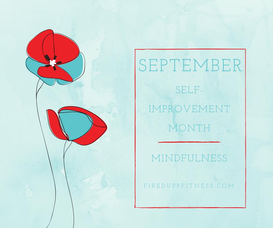 Self Improvement Month