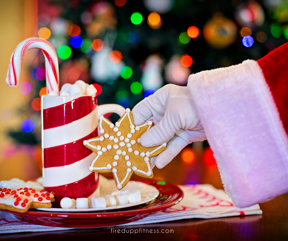 How to maintain and not gain over the holidays