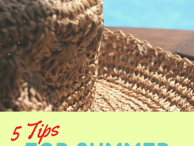Summer Weight Gain and How to Get Back on Track